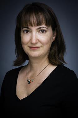 Miranda B-W user icon